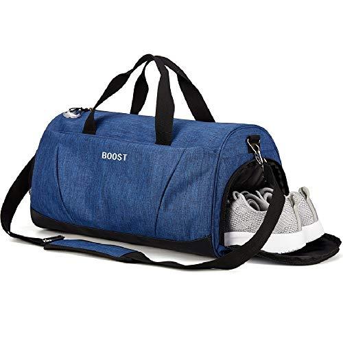 シューズとユニセックスのスポーツフィットネスバッグ