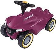 BIG 玩具工厂 BIG-Bobby-Car Neo 红色,滑车 Kinder 茄子色