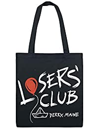 IT Losers Club Derry Maine 帆布大手提袋