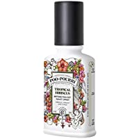 Poo-Pourri Before-You-Go Toilet Spray 4-Ounce Bottle, Tropical Hibiscus Scent