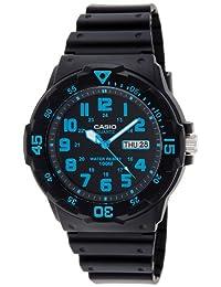 CASIO 卡西欧 ANALOG–MEN'S电子中性手表 MRW-200H-2BVDF