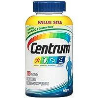 Centrum 善存 男性复合维生素/多种矿物质补充剂,含维生素D3(250片)