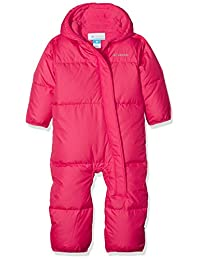 Columbia 儿童Snuggly 兔子彩色 滑雪服 Punch Pink 18/24 Monate