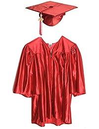 学龄前和幼儿园毕业帽和礼服,流苏和 2019 饰品