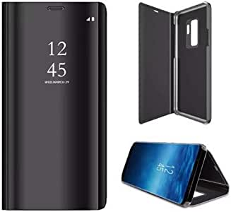 Ieffashion 三星 Galaxy S9 S8 Plus 5D 全弧形软保护膜 适用于三星 S8 S9 Note 8 S7 Edge 电影(2 件装)透明,白色 For S8 黑色