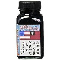noodlers ink 3oz 航空公司蓝色黑色由 noodler's 制造