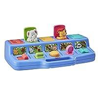 Playskool Poppin's Pals 彈出式活動玩具,適用于9個月以上的嬰幼兒