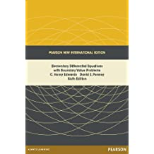 Elementary Differential Equations with Boundary Value Problems: Pearson New International Edition (English Edition)