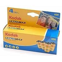 4X KODAK ultramax 400速度35mm 36exposures 膜