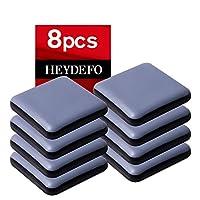 家具滑块适用于地毯和硬木地板粘合家具滑动自杆家具滑块垫 square40mm