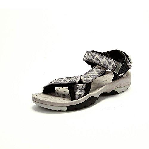 Camel 骆驼 户外男款沙滩鞋 透气轻便橡胶耐磨沙滩凉鞋