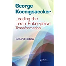Leading the Lean Enterprise Transformation (English Edition)