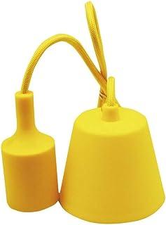 Fline 灯座,黄色