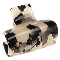 FRANCE LUXE 美国品牌 经典圆弧齿抓夹 10027-04-00