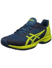 ASICS 亚瑟士 男 网球鞋 GEL-COURT SPEED E800N