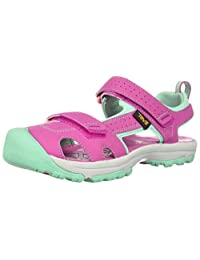 Teva 儿童 K 飓风鞋头 PRO 运动凉鞋