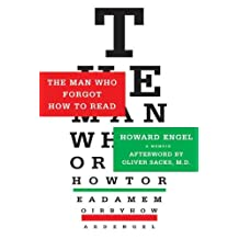 The Man Who Forgot How to Read: A Memoir (English Edition)