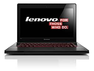 Lenovo 联想 Y400 14英寸笔记本电脑 (英特尔®Ivy Bridge酷睿i5-3230M 4G 1TB GT750M 2G独显 DVD刻录 摄像头 HDMI Win8 USB3.0) 发烧级GT750M显卡1T超大硬盘 紧俏进货一批