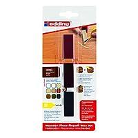 Edding 木地板 - 修复蜡 - 套装 mahagoni