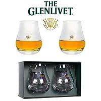 The Glenlivet Scotch 威斯基奇狙擊手玻璃 透明 Set of 2 unknown