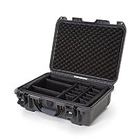 Nanuk 925 Case with Padded Divider -Graphite