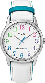 Timex 女 带子TW2T28400 Analogue Classic Leather White TW2T28400