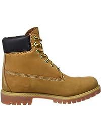 Timberland 6英寸 儿童优质防水踝靴
