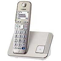松下 电话KX-TGE210GN 1 Telefon ohne Anrufbeantworter 香槟