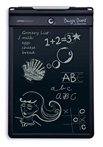 Boogie Board Original 10.5 LCD eWriter 电子手写板(黑色)(亚马逊进口直采,美国品牌)