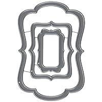 Carta Bella Paper Company Designer Label Die Cut, Set of 4