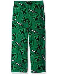 Minecraft 男童爬行服 休闲裤