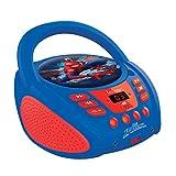 Lexibook 收音机 CD Player, Spider-Man