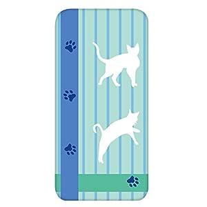 智能手机壳 TPU 印刷 对应各种机型 图案A(cw-1241) Huawei Ascend D2 HW-03E * 套 软质 猫 猫 猫 cat UV印刷 壳 wn-0626339-wy