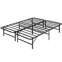 VECELO 35.56 cm 可折叠金属平台床架