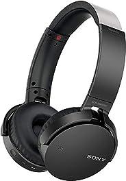 Sony 索尼 MDRXB650BT 超低音无线环耳式耳机-黑色