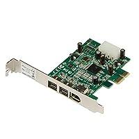 LINDY 51183 3 端口FireWire Card PCIe - 银色