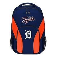 MLB 底特律老虎队 draftday 背包,27.94?cm ,蓝色