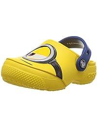 Crocs 儿童 Fun Lab Minions 洞洞鞋