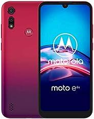 Motorola Moto E6s (2020) GSM 解锁 安卓智能手机XT2053-2  32 GB Moto E6s - Red - International - 2020