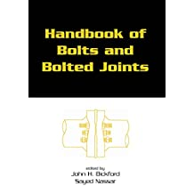 Handbook of Bolts and Bolted Joints (English Edition)