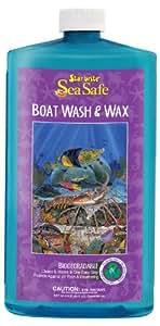 Star Brite Sea-safe 可生物降解洗/蜡(32 盎司)