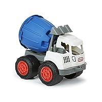 Little Tikes 小泰克 基础载具系列 工程车系列-水泥搅拌车 MGAC643361E4C