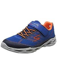 Skechers 斯凯奇 SKECHERS BOYS系列 男童 魔术贴运动鞋 95741