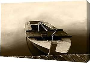 "PrintArt Boat II 12"" x 8"" GW-POD-34-7366B-12x8"