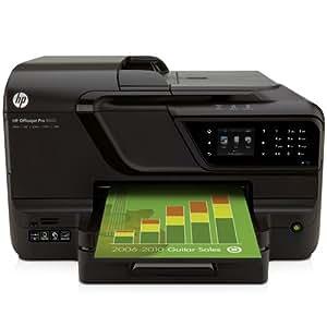 HP惠普 Officejet Pro 8600 - N911d 惠商系列一体机(打印、复印、扫描、传真、网络)(黑色)