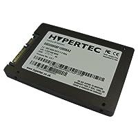 Hypertec SSD2100SF2582/S100K 企业内部固态硬盘 100GB(6.4 厘米(2.5 英寸),SLC,SATA III)黑色