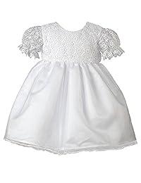 Heritage Lacy - 白色短袖连衣裙 白色 18-24 mths