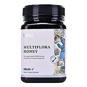 DNZ 多花种蜂蜜 天然百花蜜源 500g(新西兰进口)