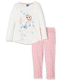 Disney 冰雪奇缘女孩 雪花睡衣套装