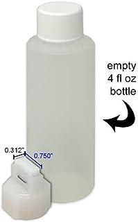"""毛毡尖涂抹器 0.750"""" x 0.312"""" 带瓶子,用于分配液体。"""